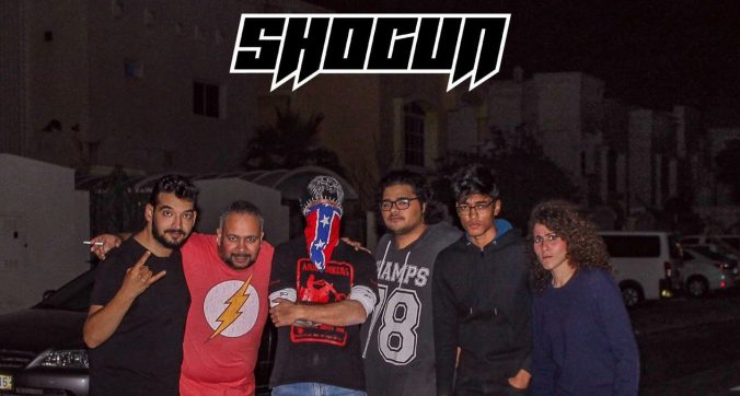 Metal Night With SHOGUN