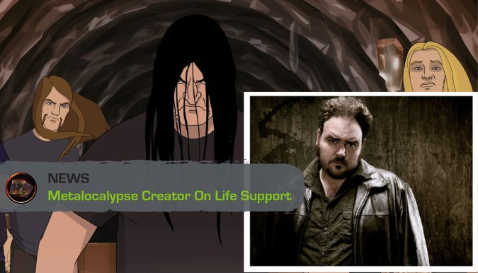 Metalocalypse Creator Jon Schnepp Is On Life