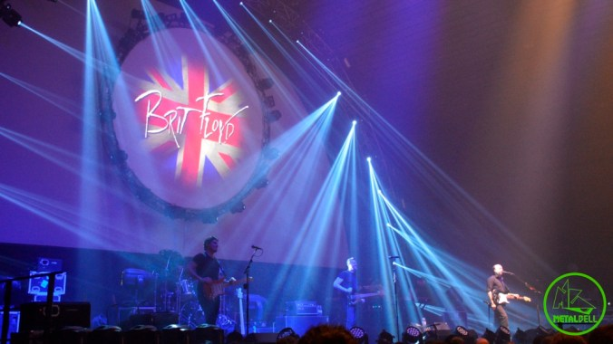 Brit Floyd Space and Time World Tour 2015 Beirut