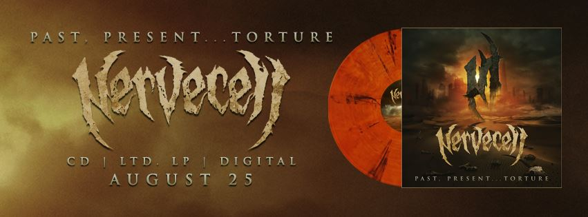 "New Nervecell Album ""Past, Present...Torture"" Out Summer 2017"