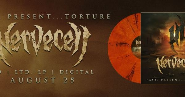 """New Nervecell Album """"Past, Present...Torture"""" Out Summer 2017"""