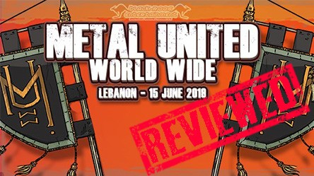 Review | Metal United Worldwide Lebanon