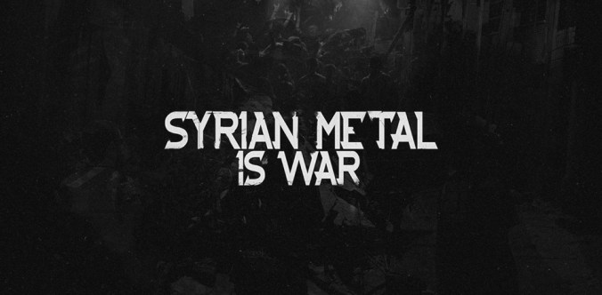 Syrian Metal is War
