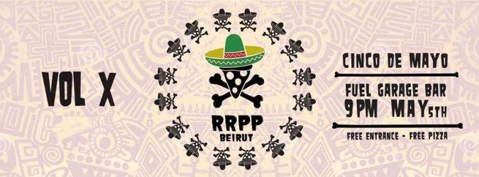 RRPP Beirut Free PIzza