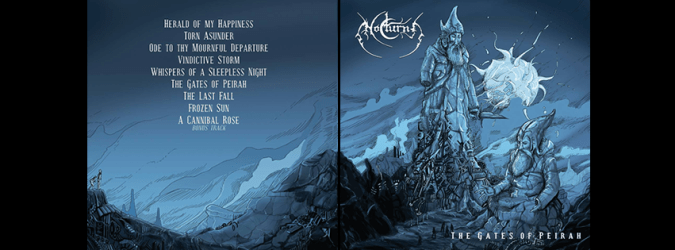 Nocturna Death Metal Lebanon Gates of Peirah