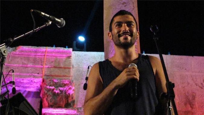 Mashrou' Leila Gay Hamed Sinno Jordan