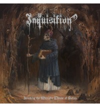 Inquisition – Invoking the Majestic Throne of Satan – Reissue