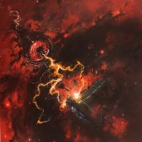 Mare Cognitum / Aureole – Resonance: Crimson Void (DigiCD)