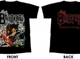 Brutality – Screams of Anguish (TS-XL)