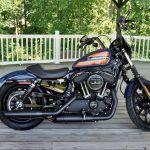 New 2020 Harley Davidson Iron 1200 In Winston Salem Pn416392 Smokin Harley Davidson
