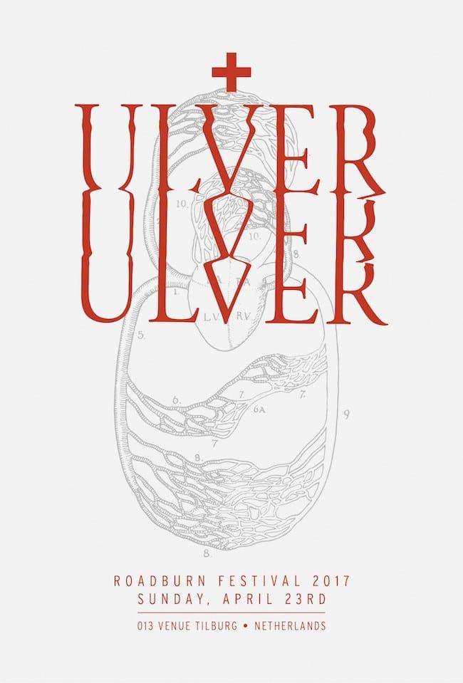 Ulver til Roadburn 2017!