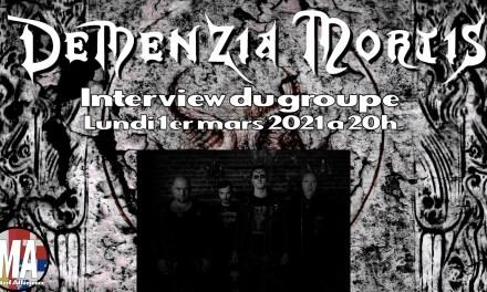 Interview de Demenzia Mortis