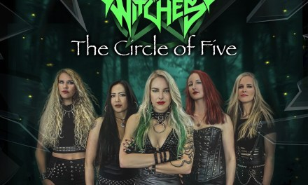 Burning Witches (The Circle of Five)