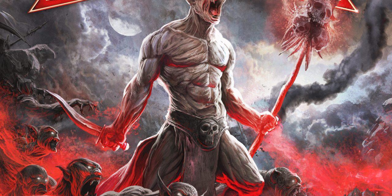 Bloodbound (Creatures of the Dark Realm)