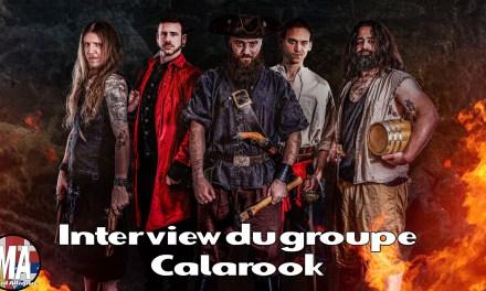 Interview Calarook
