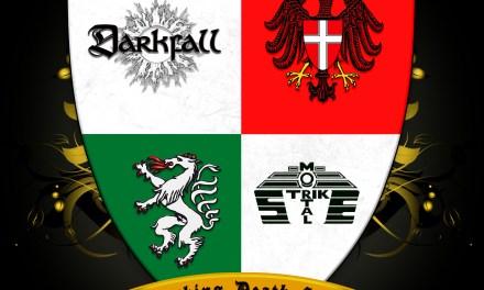 Darkfall / Mortal Strike (Thrashing Death Squad)