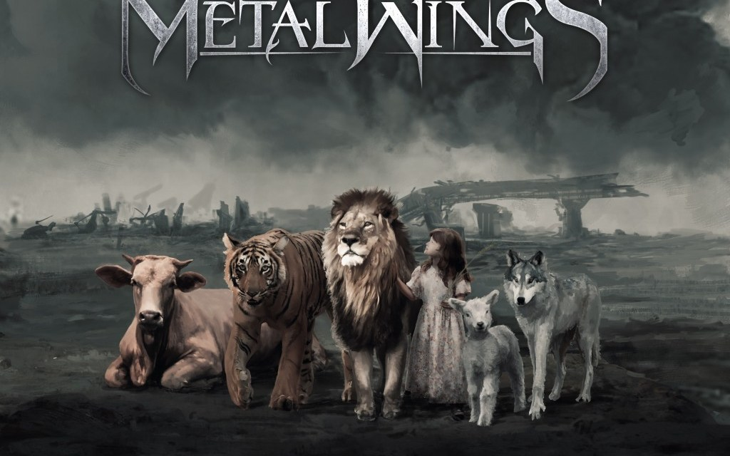 Metalwings – (A Whole New Land)