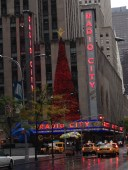 NYC is getting ready for Xmas