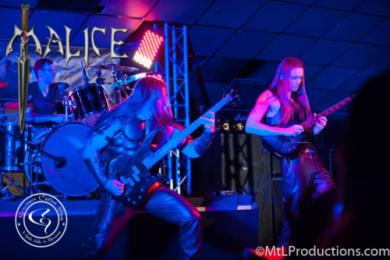 0J - Malice live