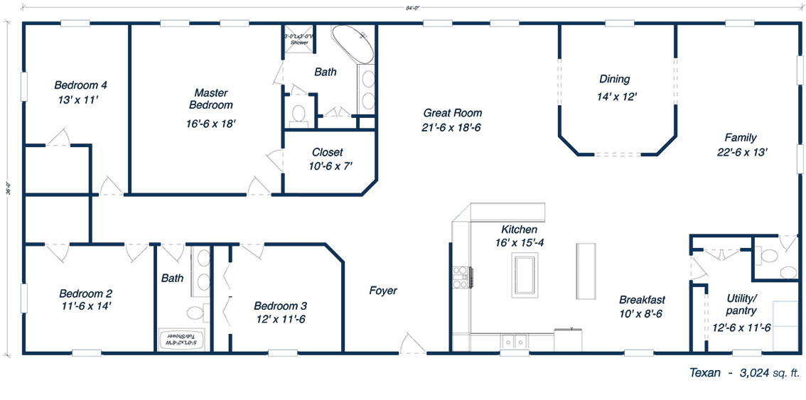 Beau Victorian Home Plans » Pole Building Home Floor Plans