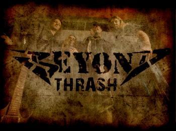 Beyond (Hungary) - Thrash (2009) Front