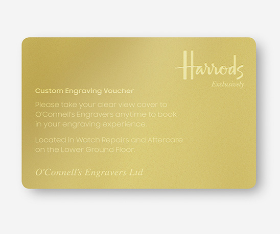 Harrod's Knightsbridge Product Event