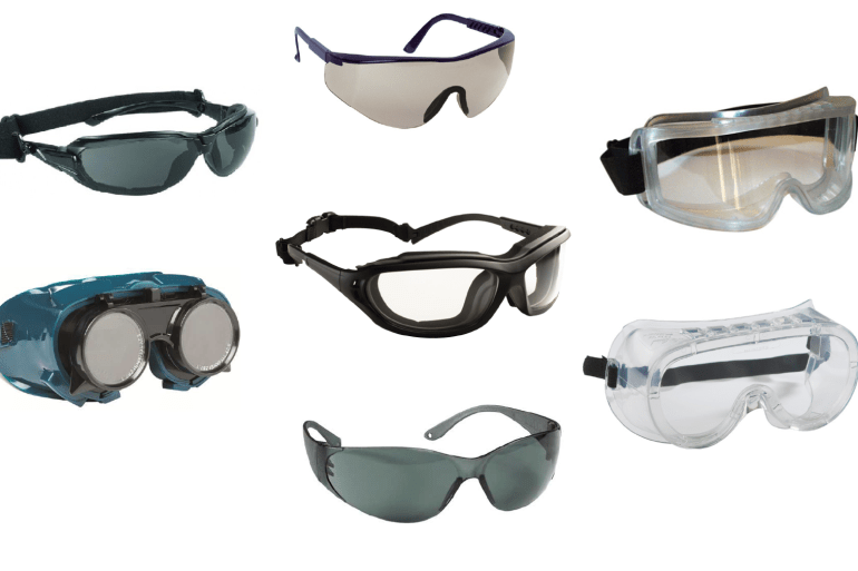 Surlunettes de protection