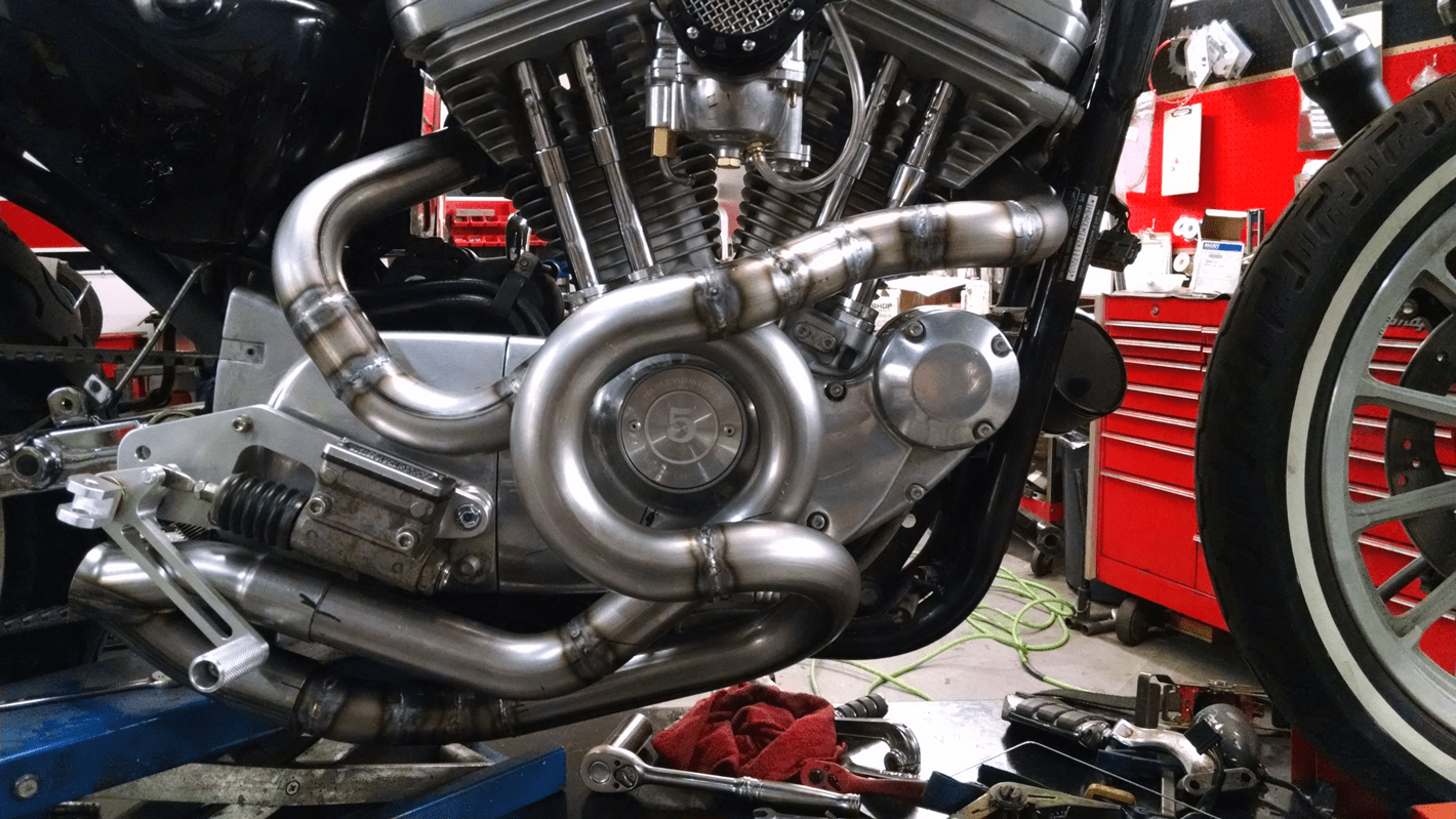 motorcycle fabrication services