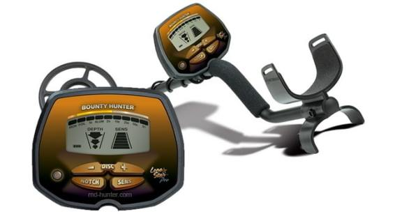 Bounty Hunter Lone Star Pro Metal Detector