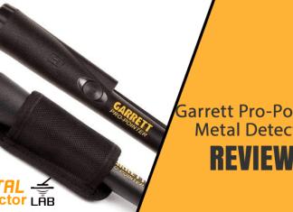 garrett pro-pointer metal detector reviews
