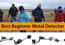 Best Beginner Metal Detector