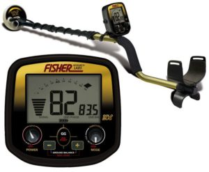 Fisher Gold Pro Metal Detector