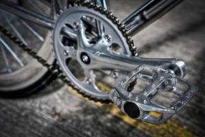 Stance Chrome Fixed Gear Bike Chainset