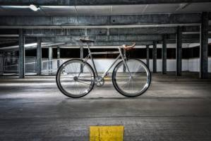 Stance Chrome fixie bikes