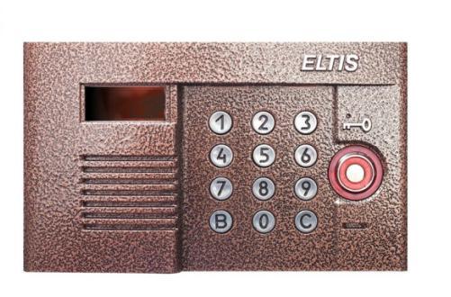 Еltis домофон код открытия