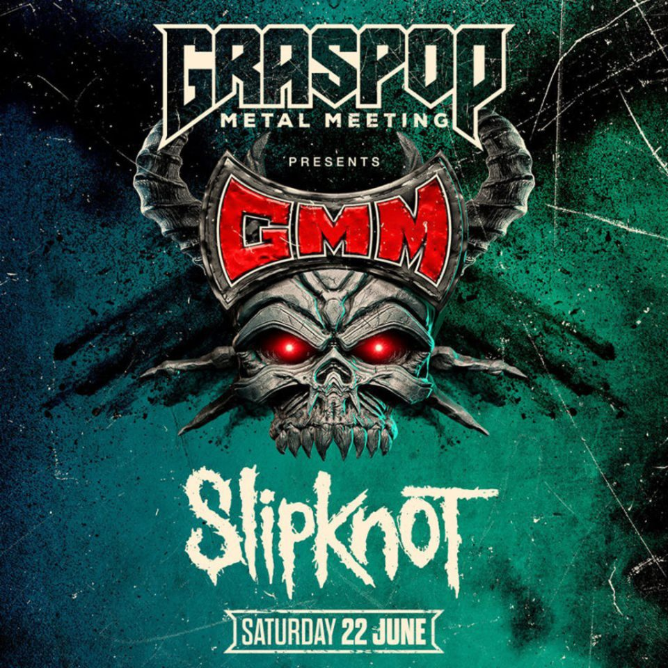 Slipknot Graspop