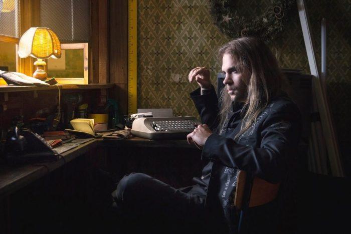 johann cadot d'Asylum pyre en 2019 pour l'album n°4