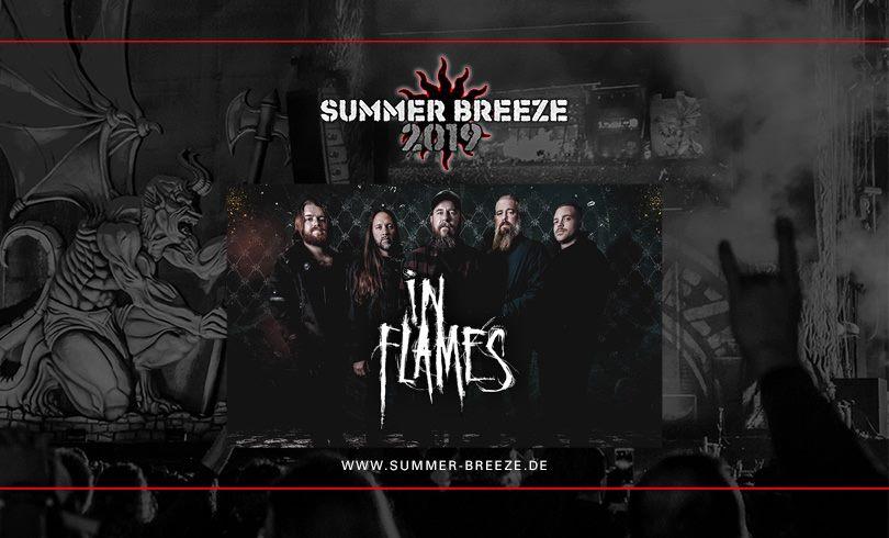 Inflames Summerbreeze Announcement