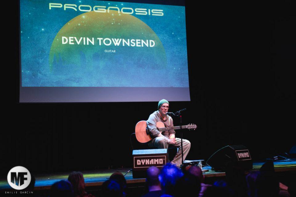 Devin Townsend au Prognosis 2019