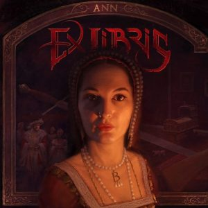 Ex libris - Ann Boleyn