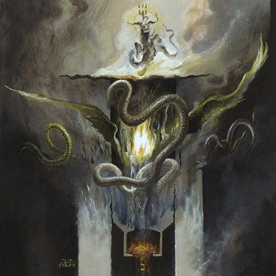 Ego Dominus Tuus par Nightbringer