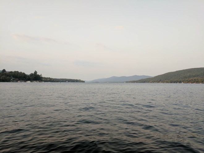 Lake George from the Southern Tip