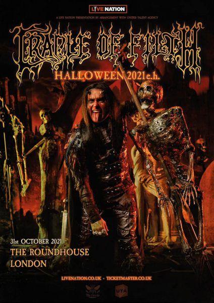 Cradle Of Filth, Halloween