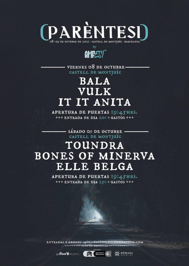 AM Fest, Parèntesi