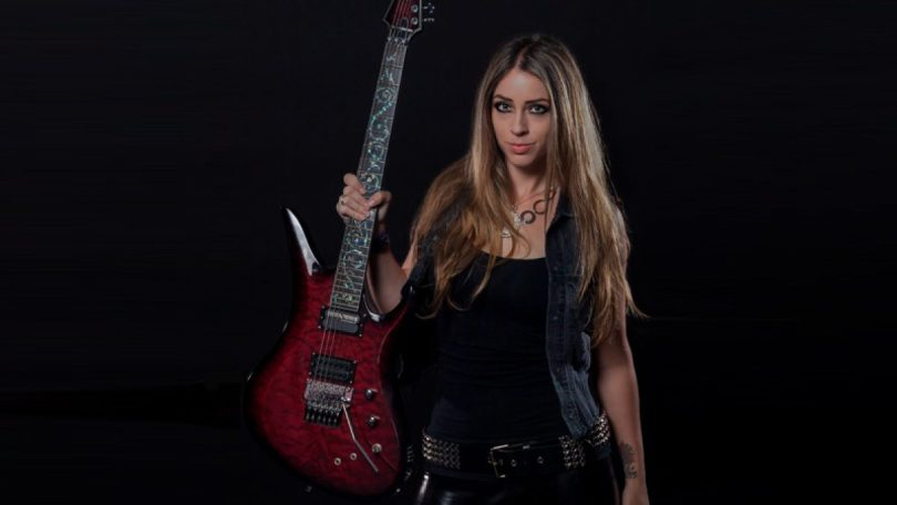 """Nikki Stringfield Premiere New Music For """"Save Our Souls"""" - Metalhead Zone"""