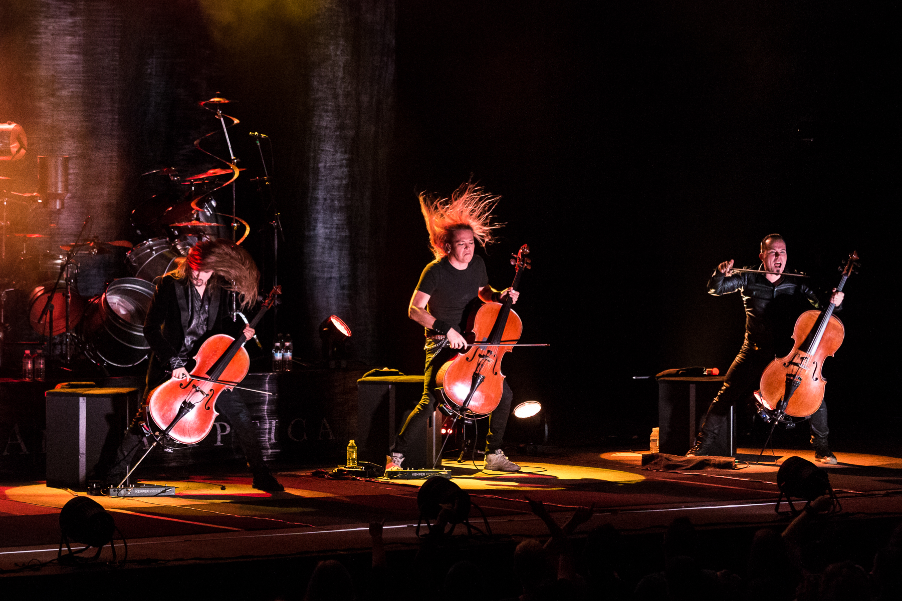 Apocalyptica at Theatre St Denis