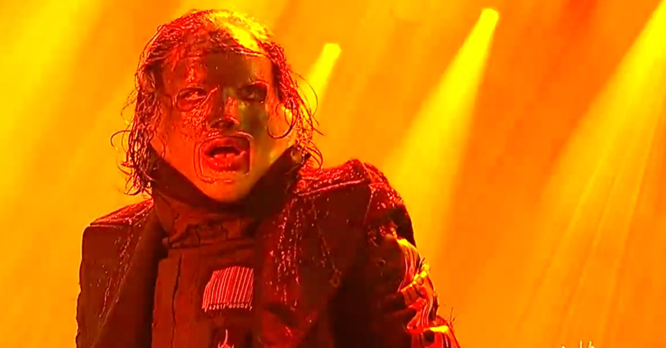 Watch Slipknot Broadcasting Their Entire Live Performance