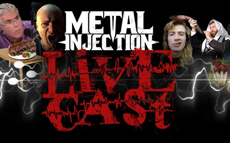 Metal Injection Livecast - Metal Injection