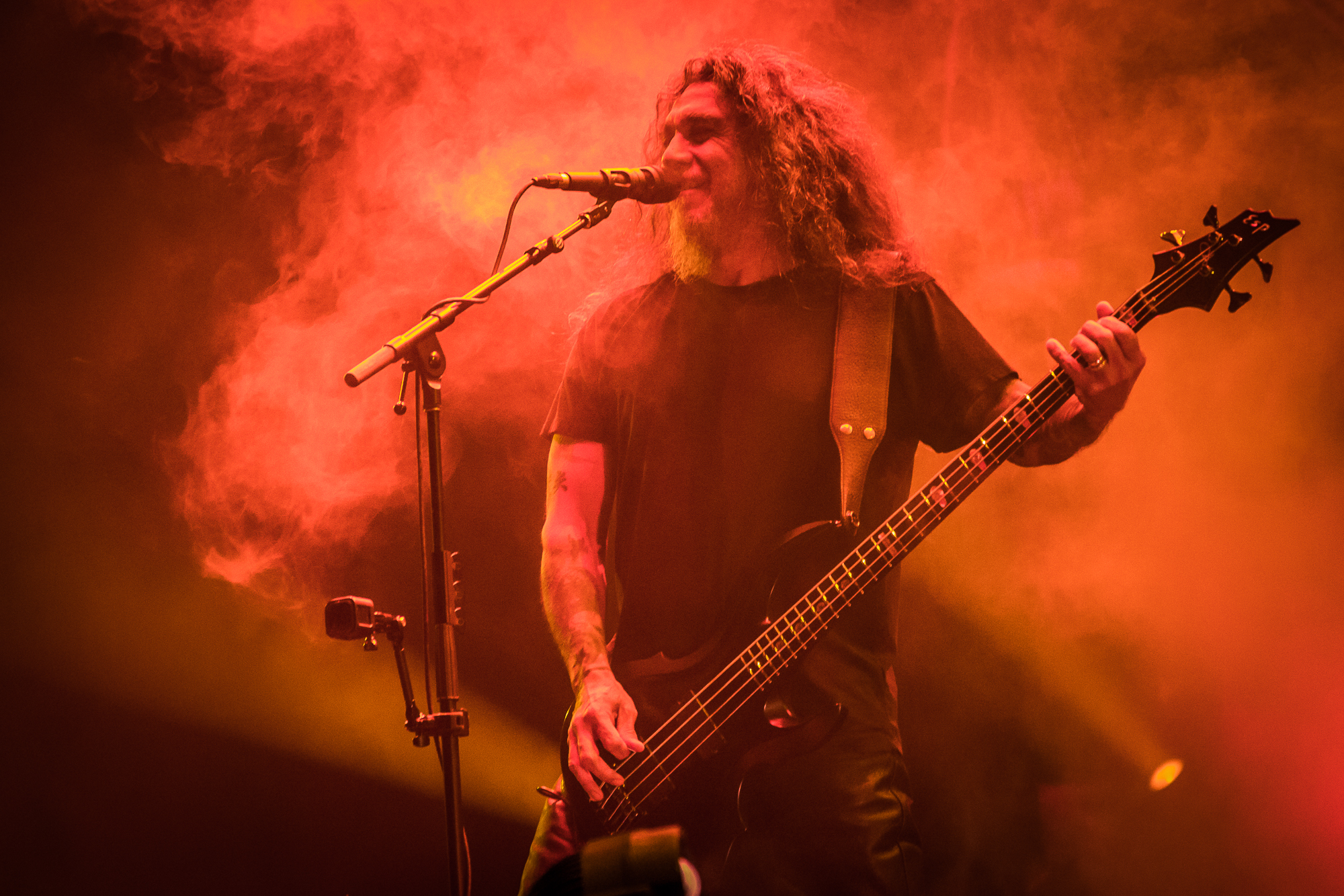 Slayer Loses NASCAR Sponsorship Because They're Too Intense