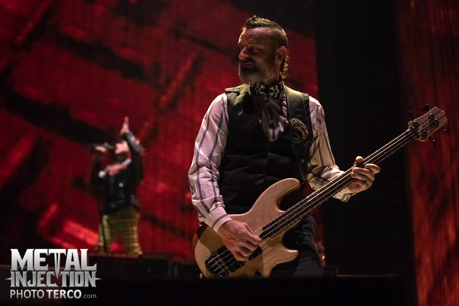 TOOL Bassist Justin Chancellor Gives Struggling Fan Free Ticket To Australian Show